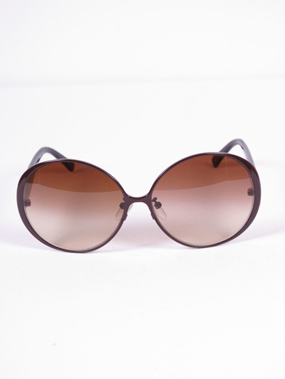 CELINE Chic Designer Discounted Sunglasses for Women - Chocolate BrownMore photos & another fashion brands: bit.ly/JzCTS4