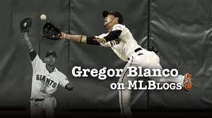 lincecumownsmyheart:  Gregor Blanco's catch was # 1 on MLB's Plays of the Week