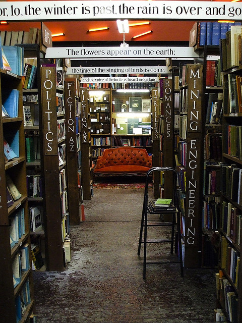 barter books by chillghetti on Flickr.