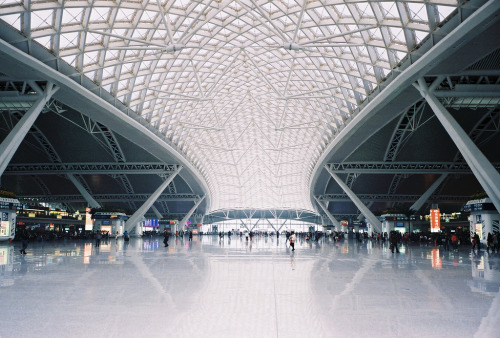 over-ture:  Guangzhou South Station (236A/365) (by nicoyangjie)