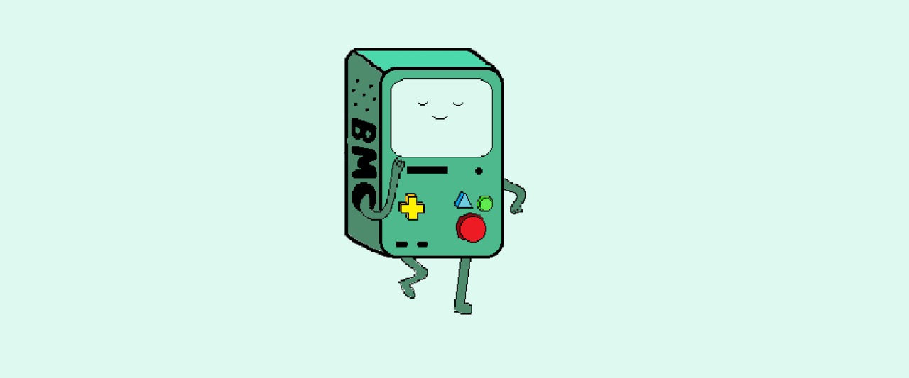 'YAY BMO!!! =D I drew him with only a mouse!' Thanks Mandie Farrell for the submission.