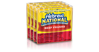 Lawsuit claims Hebrew National hot dogs aren't kosher ConAgra Foods Inc has been sued by consumers who contend that hot dogs and other products sold under its Hebrew National brand are not kosher. The lawsuit alleges that meat processing services provided to ConAgra by privately held AER Services Inc fell short of the standards necessary to label Hebrew National products as kosher. As a result, they said, ConAgra misled consumers and was able to charge premium prices. Read the complete story.