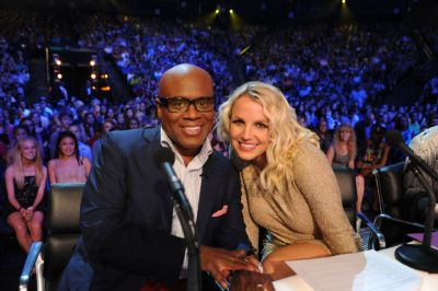 @LA_Reid: Great day2 in San Francisco  @TheXFactorUSA.  @britneyspears  has  brilliant  one-liners.  ‪#Fun‬