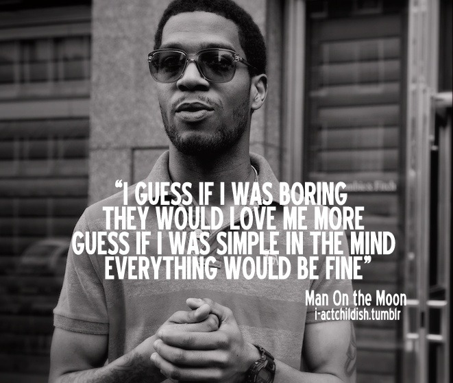 Kid Cudi | Man On the Moon,