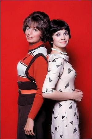 "In 1978 the TV show Lavern and Shirley is a big hit, which isn't bad for a spin-off show, (from Happy Days).  - CAST - Penny Marshall - Laverne De Fazio  Cindy Williams - Shirley Feeney  Michael McKean - Leonard ""Lenny"" Kosnowski  David Lander - Andrew ""Squiggy"" Squigman  Phil Foster - Frank De Fazio  Eddie Mekka - Carmine ""The Big Ragu"" Ragusa"