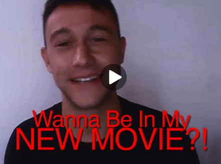 WANNA BE IN MY NEW MOVIE?! HERE'S YOUR LAST CHANCE! :oD We need background extras for the following days: TOMORROW, TUESDAY 6.19.12 (afternoon) & WEDNESDAY, 6.20.12 (all day.) If you are in the Los Angeles area please e-mail us at: DonJonBG@gmail.com == Please include the following information in your e-mail: * Full name / Age / Availability for 6.19.12 & 6.20.12 / Current Photo / Phone # == There will be FREE FOOD, PRIZES, and we'll take a GROUP PHOTO at the end of the day. E-Mail us quick before we fill all the available slots! Thanks Again! <3 J
