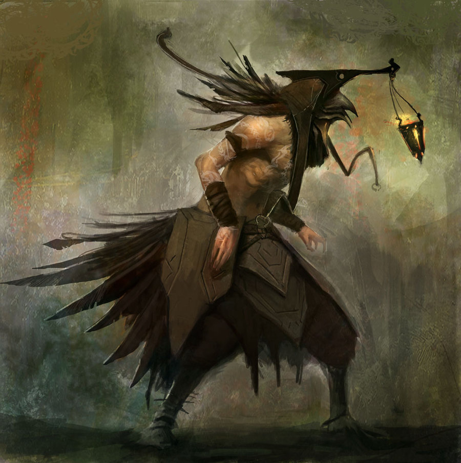 Crowman, by Johan Wahlbäck.