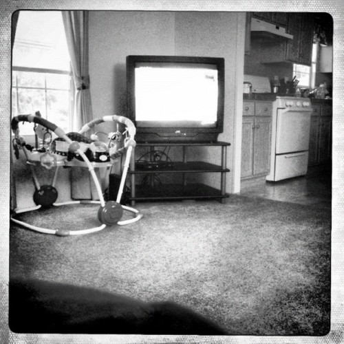 Tv time.  (Taken with Instagram)
