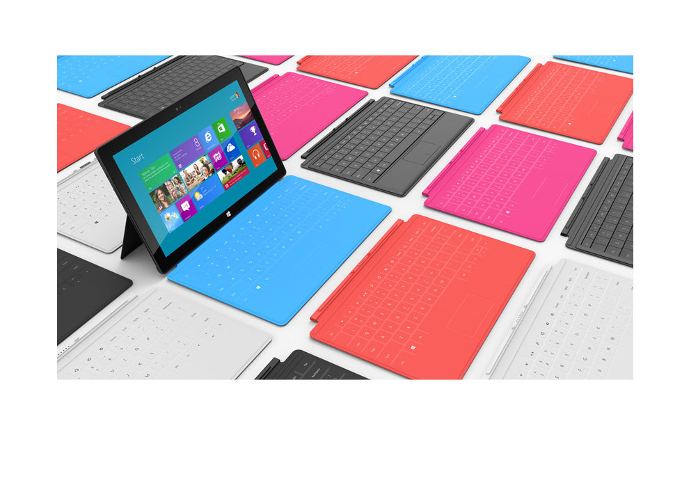 (via Microsoft Unveils Surface, A New Breed of Tablets « Current Editorials)