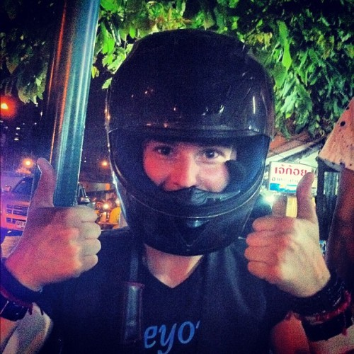 Bangkok Dangerous. #greatnight (Taken with Instagram)