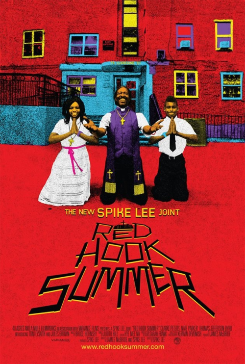 criterioncast:  Check out this new poster for Spike Lee's Red Hook Summer.