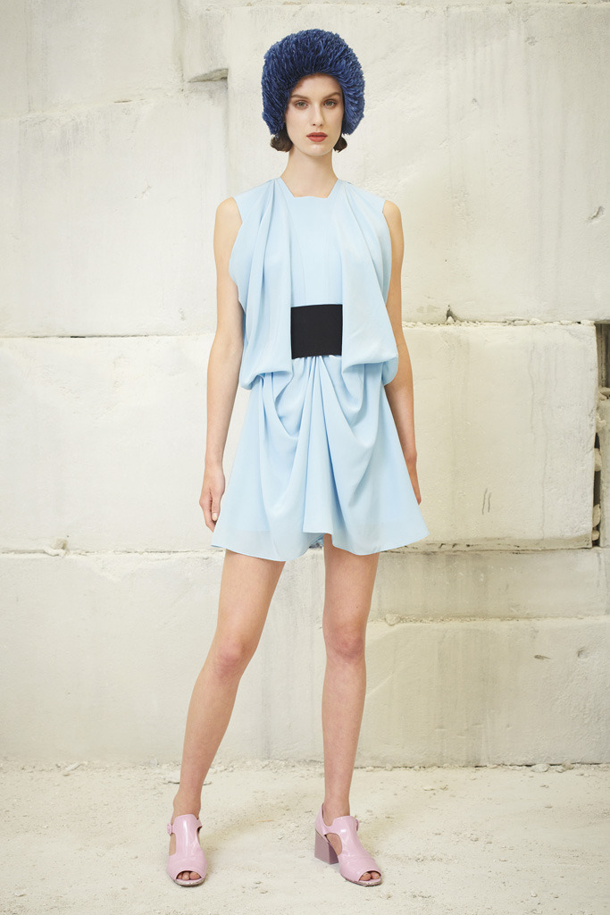 philoclea:  Balenciaga, Resort 2013