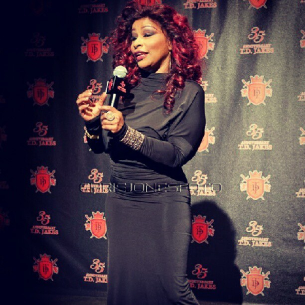 #CHAKAKHAN lookin GOOD! (Taken with Instagram)