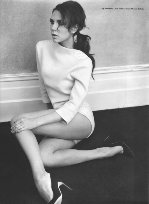 Victoria Beckham is amazing….just saying.