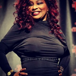 #CHAKAKHAN looks sooo much happier now (Taken with Instagram)