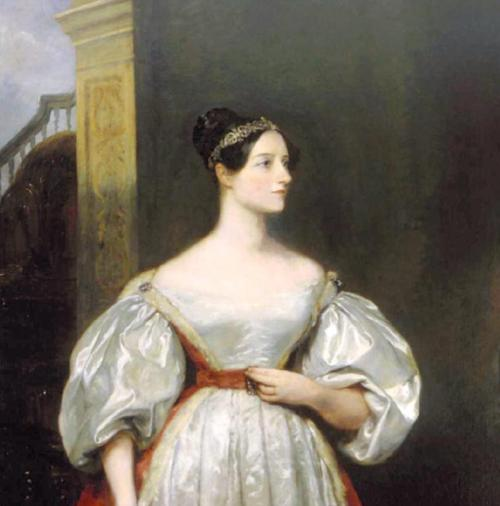 Ada Lovelace , One of the world's first programmers.