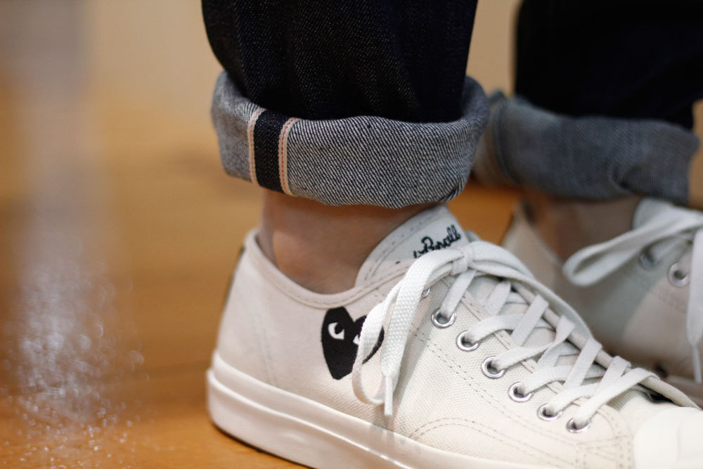 Comme Play x Jack Purcell.