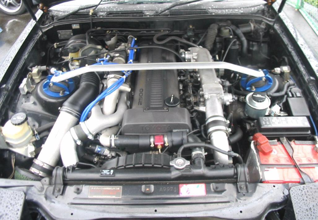 njborn95:  2.5 Twin Turbo R.