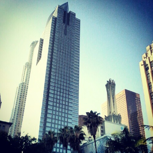 LA. I know my way around town but Im stuck lol.  (Taken with Instagram)