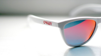 Oakley Frogskin by asbjoernsen on Flickr.