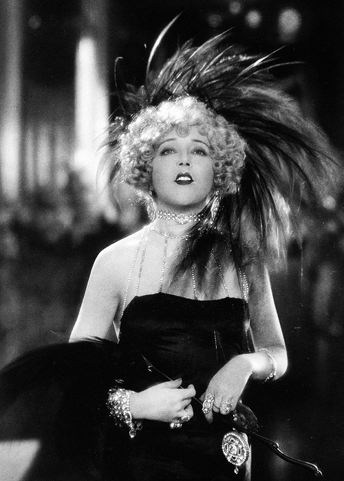 May Murray in 'Merry Widow', photographed by Clarence Sinclair Bull, 1925.