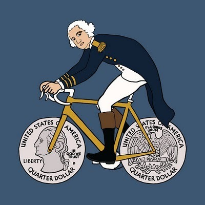 rolls-roadmaster-romanian:  George Washington ridin' o
