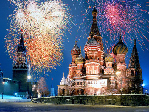 Places to visit before I die: Moscow, Russia