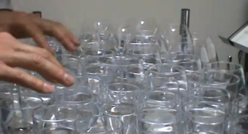 Glass Harp Music - The Clock ( ↓Watch Video↓ )  Shows the natural beauty of sound