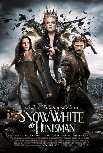 Max Loves… Snow White and the Huntsman As much as we love a fairytale it was refreshing to watch Joe Roth's (Alice in Wonderland producer) unique and distinctly dark take on the classic tale of Snow White and the Huntsman. The film offers a raw and gritty adaption where Snow White gets to don armour and defend her Kingdom leaving behind the days of waiting around for Prince Charming to save the day. While enjoying the epic story unfold you're also bombarded with stunning scenery, beautiful costumes and unbelievable special effects that together temporarily draw you into another world which to us is the mark of a great film. This was last week's Chicks at the Flicks film but opens to the public this week if you missed it. It's the perfect date film as it has plenty of action mixed in with romance and drama along with an incredible cast of actors including Charlize Theron, Kristen Stewart and Chris Hemsworth. Check out the trailer below.