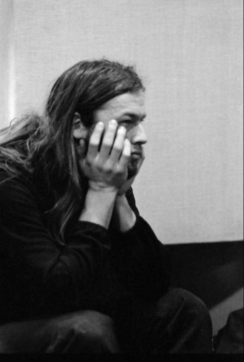 tornandfrayed:  David Gilmour.