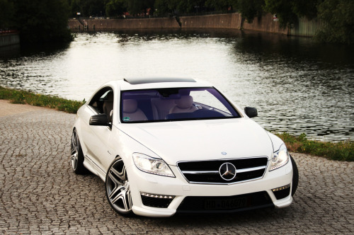 carmonday:  Mercedes CL63 AMG