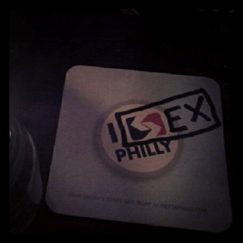 I sex philly @chalkphilly  (Taken with Instagram)