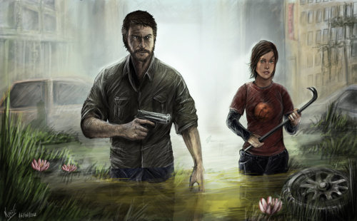 """The Last of Us 16.06.2012."" by: Nolliprev"