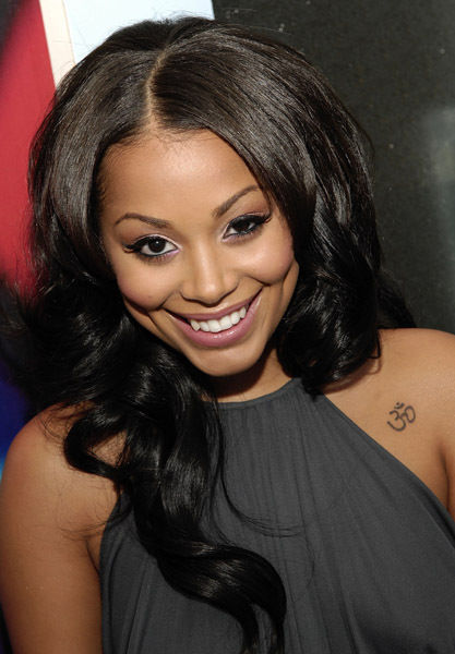 Lauren London Is Just Too Gorgeous !