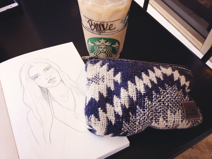 Sketchbook.Chai.QSW Swag.