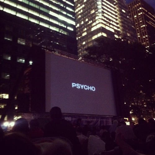 #HBO 🎥 in the Park  (Taken with Instagram at Bryant Park)
