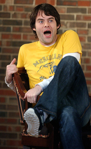 100 favorite photos of Bill Hader- 71/100