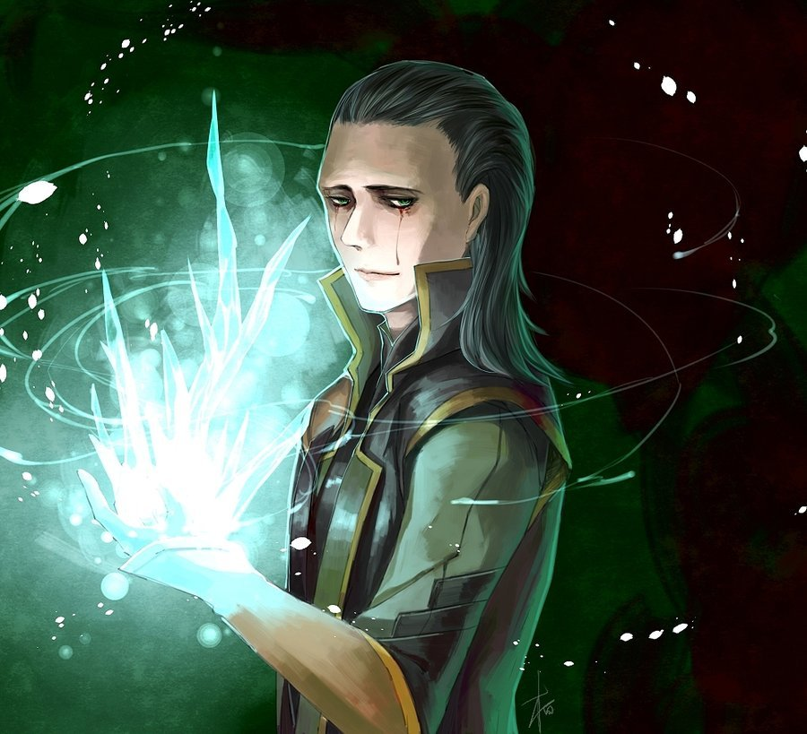 dreamingstarkly:  Loki by ~MuBai07