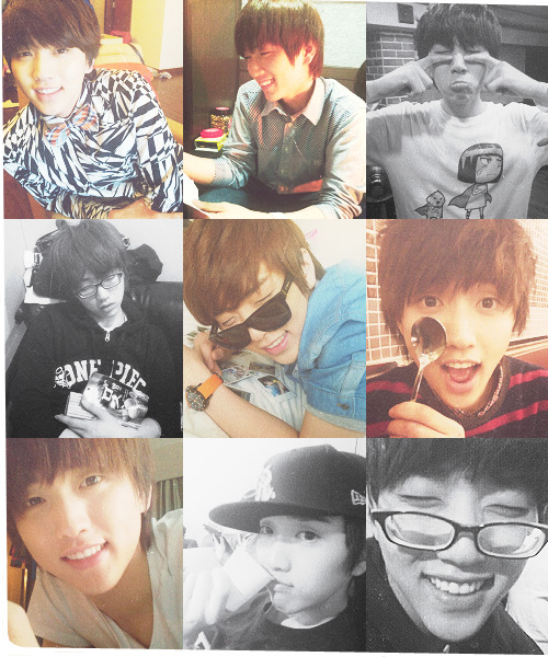9 pictures of b1a4's junghwan lee  FUCKING ADORABLE<3