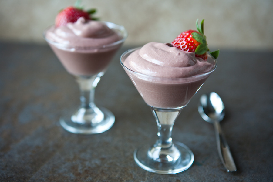 thecakebar:  Boozy COOL WHIP Chocolate Mousse