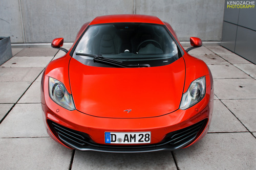 MP4-12C via Keno Zache