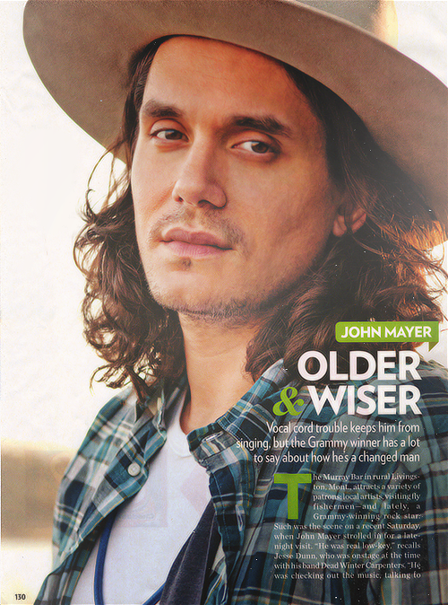 John Mayer/People Magazine ASKEW II