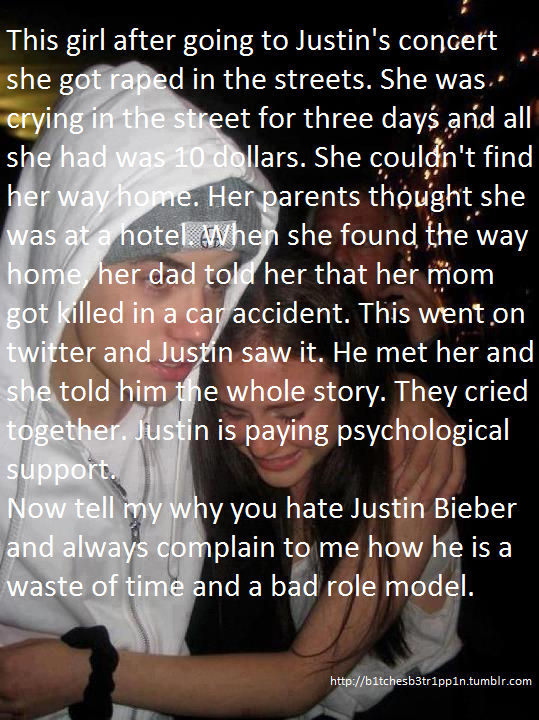 b1tchesb3tr1pp1n:  READ & REBLOG!  This is not true…she posted on her blog that this was just a rumor. message me if you want proff I have her blog.