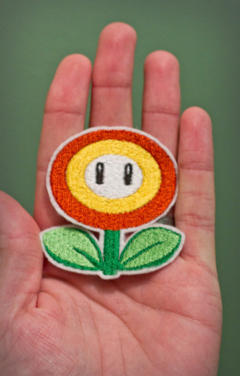 it8bit:  Video Game Patches by OKsmalls on Etsy (via:saveroomminibar)
