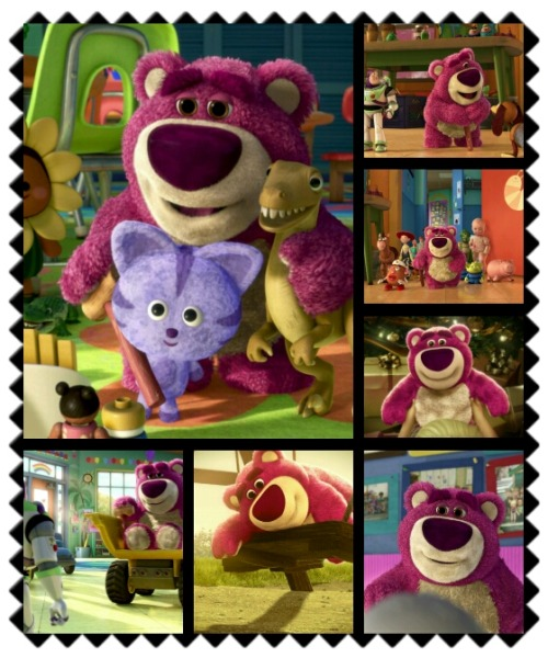 Lotso collage, or should I say colotso ;D!  LOVE HIM!