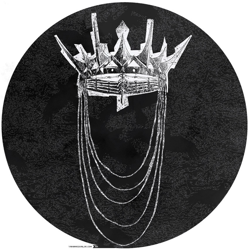 Queen Ravenna crown