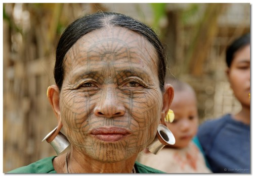 this-is-humanity:  Chin people. Burma.
