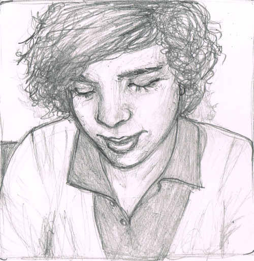 another fail-draw of the amazing harry styles