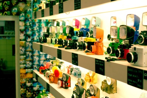 Lomography shop BCN