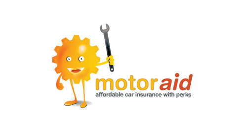 A university project. MotorAid, a car insurance company we had to create an identity for. I went for positive vibes including smiles, friendliness and passion. Was a cool project. The Mascot's name is Clint the Cog, which was created on AI and PS and my tablet. Laga